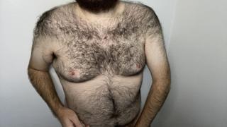 Very Hairy Boy